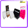custom shape exhibition supermarket hair accessory cardboard display box