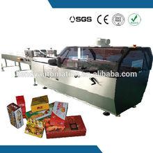 2014 adjustable high speed box hot melt gluing system