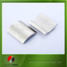 arc permanent magnet motor
