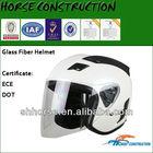 HM ECE Carbon Fiber Full Face Safety Helmet For Racing