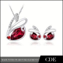 Wedding Decoration Star Jewelry Set