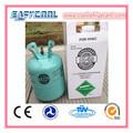 Hidrocarbono e derivados de gás refrigerante r134a substituição r22 13.6kg cilindro