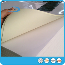 High Quality self adhesive paper A4 high gloss adhesive printing paper paper roll
