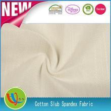 2014/2015 cheap smooth slub fabric textile for blend cotton rayon