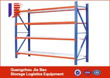 angle iron storage rack/light duty rack/slotted angle steel shelving