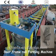 metal steel door frame roll forming machine door frames made machine