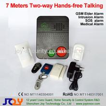 Hot!!Best Wireless Alarm,GSM Wireless Home Security Alarm System,Elderly Emergency Help