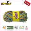 Skeins of Acrylic Variegated Pastel novelty space dyed knitting yarn