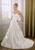 best price high quality satin bridal dress #OW234