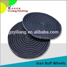 denim detailing row wheels to zinc alloy irregular surface