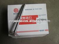 weichai diesel intake valve 612600050073 engine inlet valve and outlet valve