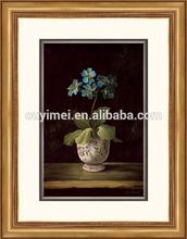 Modern flower oil painting for living room