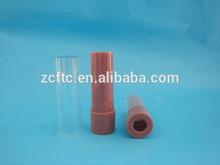 Bottom filling empty lip gloss tube,,empty makeup packaging tube,