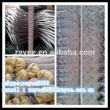 Hot Dipped Galvanized Chain Link Fence Parts/Accessories(SGS Factory)/ por inmersion en caliente cerca de alambre galvanizado