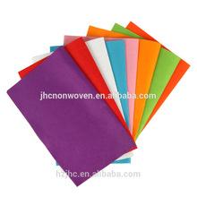 2014 high grade polypropylene non woven cloth in sheet