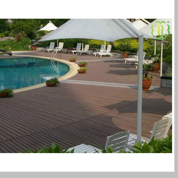 Composite terrasse de haute qualit du prix bas rev tement - Terrasse composite prix ...