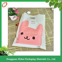 Dongguan plastic shopping bag factory