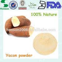 100% nature yacon fruit juice powder