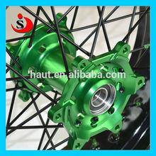 Kawasaki KX450F 250F Motorcycle Supermoto 17 Inch Wheel Sets And Motocross 19 21 Inch Wheel