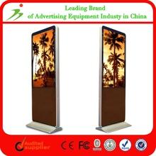 42inch Advertising Lcd Digital Wifi Standing Kiosk Networking Andriod Display
