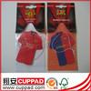 Festival gift,scentportable holder vent clip car air freshener plastic for promotion