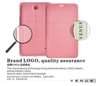 Venus hot selling high quality wallet card stand cheap mobile phone covers for Samsung galaxy tab 4 8.0 inches T330