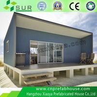 EPS&amp / Cement sandwich panel prefabricated house