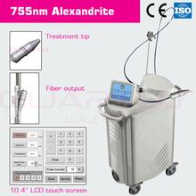 Beijing 755nm hair removal alexandrite laser Salon & Spa Equipment