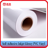 Permanent Glue Glossy Matte Surface Transparent Adhesive Vinyl