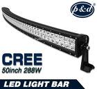 Cheap Prices!! Long lifetime curve 288w 50inch led light bar