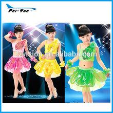 Flower Leaves Spring Fairy Ballet Dance Costumes Girls For Christmas