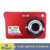 "New 18Mp Max Cheap Photo Camera Digital Camera with 2.7"" Display and Lithium Battery"