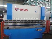 WC67Y hydraulic press brake machine technical parameter, press brake machine specific parameter