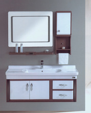 China supplier SUNZONE bespoke bathroom cabinets