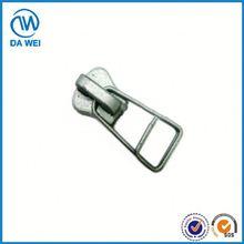 FREE SAMPLING!! High Quality Reversible metal zipper head body