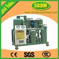 Kxd YTA Series Vacuum estrutura de resíduos óleo combustível e trator máquina do filtro de óleo