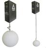 led globe led ball light events in stage decoration led magic ball light dmx
