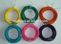 colorful simple elastic hair bungee band, elastic band for hair, girl's hair