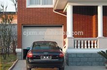 JIAN XIN MEI cheap automatic overhead sectional garage door for africa market