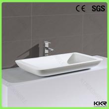 acrylic sink, shenzhen basin, resin counter top basin