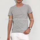 100% cotton mens colorful plain 3d custom t shirts design