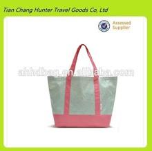 leisure tote bag ,polyester tote bag,fashionable bag