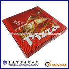 Cheap Printing Recyycle Paper Carton Pizza Box