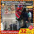 hecho a medida de la calle de metal al aire libre caliente perro cesta de alimentos de los precios