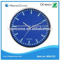 (M2412C) Decoraive 12 inch quartz clock export import agent