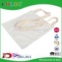China Luxury Cotton Canvas Shopper Bag