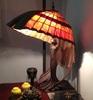 Art Tiffany Table lamps ---------- KING BEAUTY