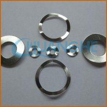alibaba nylon/ plastic/ steel flat washer din433