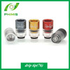 2014 Electronic cigarette accessories beautiful 2 puffs drip tips in china phimis