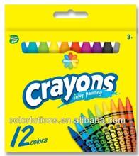 12ct wax crayons in boxbox pack crayonskids crayonscrayon set